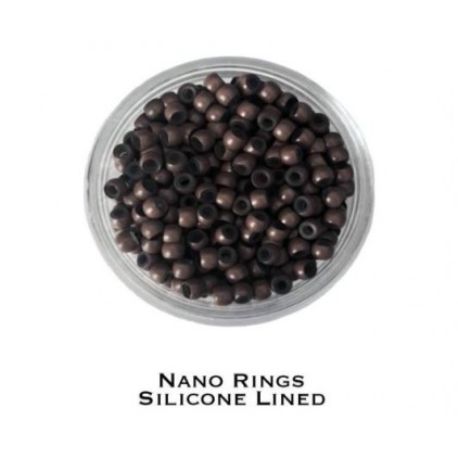 Nano Rings - Silicone Insulated
