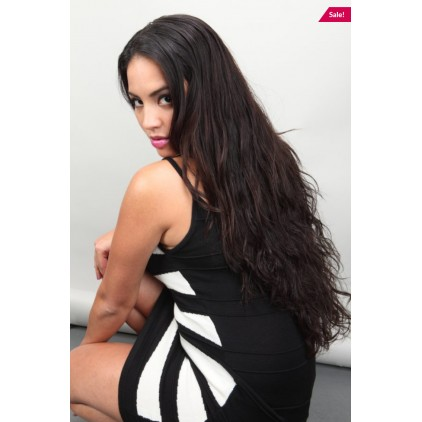 brazilian natural hair single