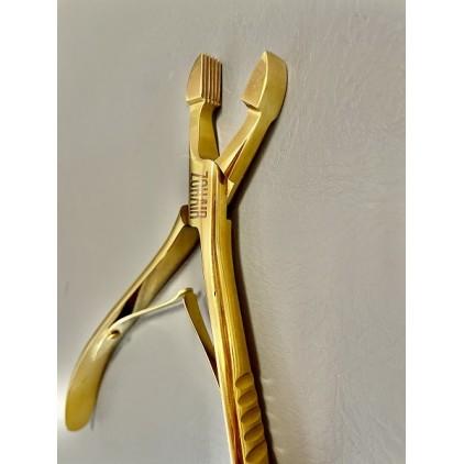 Golden Hair Pliers 1
