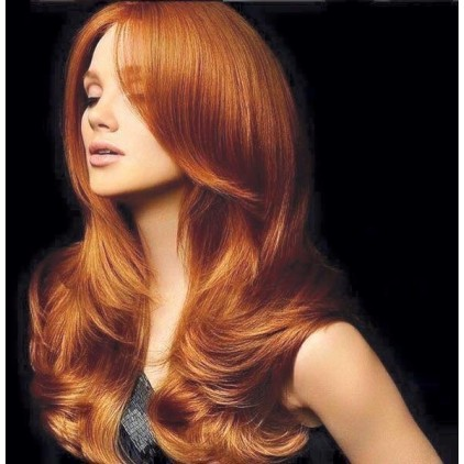 Keratin Tip Fusion Straight  Hairextension