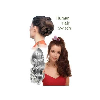 221H Human Hair Ponytail