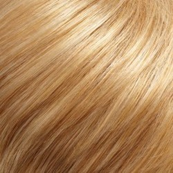 24B27C Light Golden Blonde & Light Red/Golden Blonde Blend