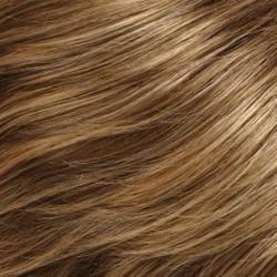 24BT18 Dark Natural Ash Blonde & Light Golden Blonde Blend w/Light Golden Blonde Tips