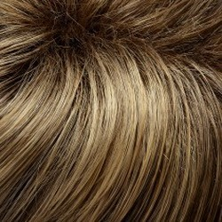 24BT18S8 Medium Natural Ash Blonde & Light Natural