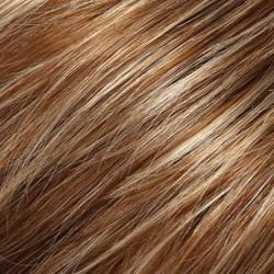 FS26/31 Medium Natural Red Brown w/ Medium Red Golden Blonde Bold Highlights