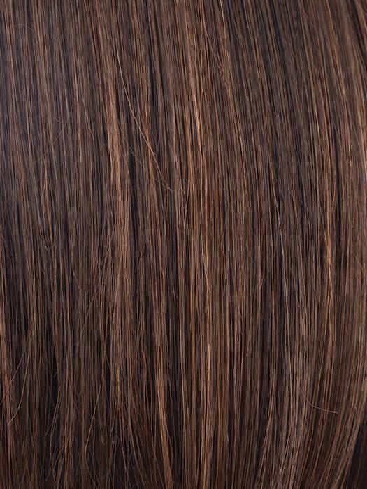 Ginger brown!