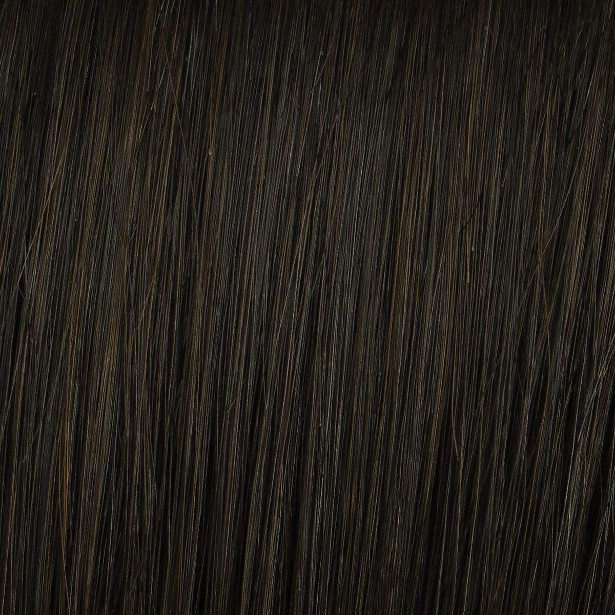 R3HH Dark Brown Human Hair