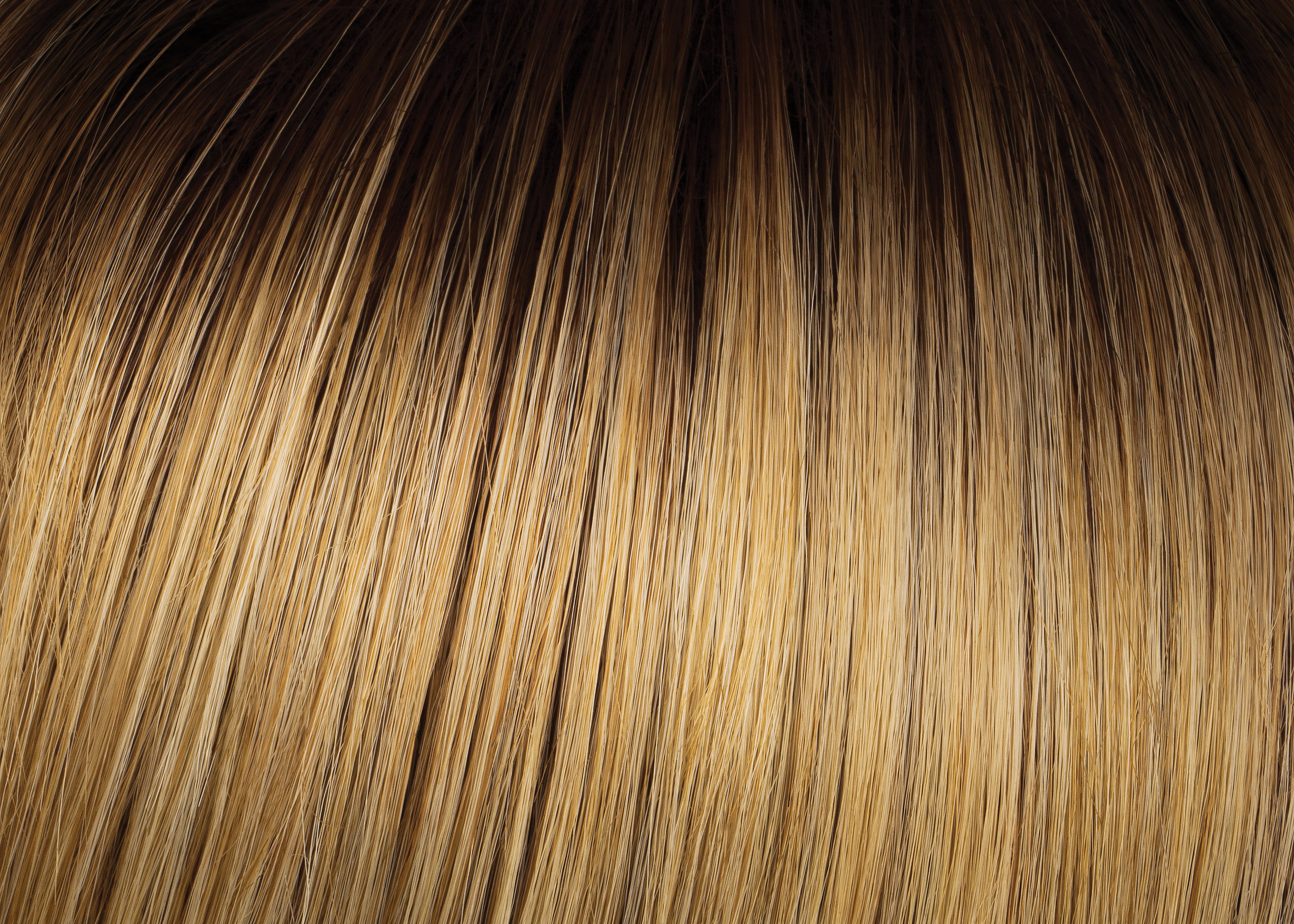 SS25 Rooted Ginger Blonde